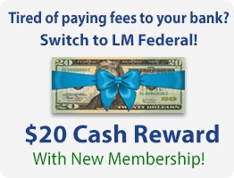 tired of paying fees to your bank?